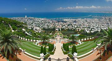 The Gardens in Haifa The Bah Gardens
